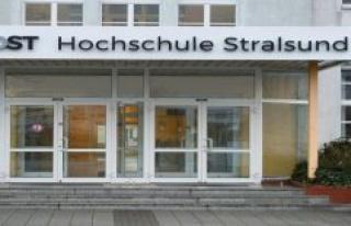 Stralsund: University of applied Sciences Stralsund,...