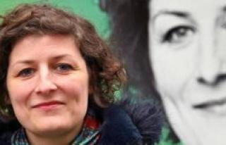 Strasbourg : the new mayor Jeanne Barseghian says,...