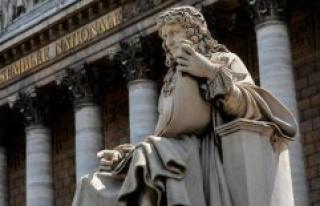 The judge Tournaire and sensitive affairs : Jean-Michel...