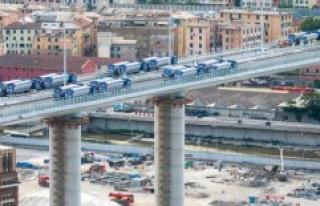 The new bridge of Genoa should not become a platform...