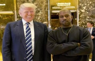Trump praises presidential plans from Rap Superstar...