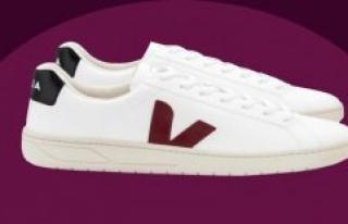VejaSneaker from food waste: The vegan footwear brand...