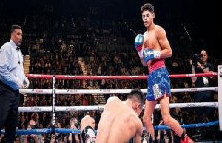 WBO Eliminator between Ryan Garcia and Emmanuel Tagoe...