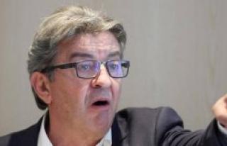 When Jean-Luc Mélenchon clashe Emmanuel Macron on......