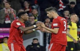 Why Mia san Mia-Bayern in danger of a massive setback...