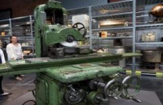 Zwickau: start: national exhibition of industrial...