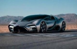 1600 km range, top speed 350: That is, the hydrogen...