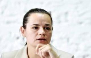 Belarus : lopposante Tikhanovskaïa is ready to become...