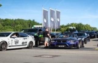 Cannonball car race through Europe: Munich police...