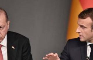 Colonialism , show : Erdogan attack violently Macron...