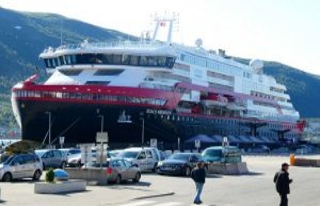 Corona onset on the Hurtigruten-ship - now 33 infections