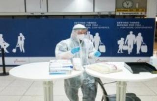 Corona testing is mandatory for all travel returnees...