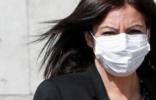 Coronavirus : Hidalgo asks for the mask mandatory...