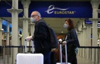 Coronavirus : London imposes a quatorzaine to travellers...