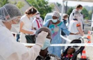 Coronavirus : more than 2,000 new cases registered...