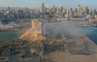 Disaster in Lebanon: a Leading port-representatives...
