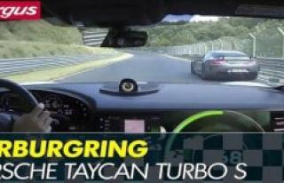 Electric Porsche pulls AMG, Porsche 911 and BMW M:...