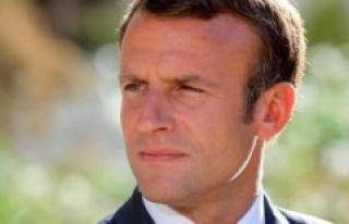Explosions in Lebanon : Macron announces sending aid...
