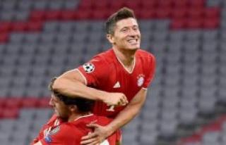 FC Bayern: Now Lewandowski converts even in Ronaldo's...