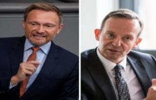 FDP: Lindner wants to replace Secretary-General Teuteberg...