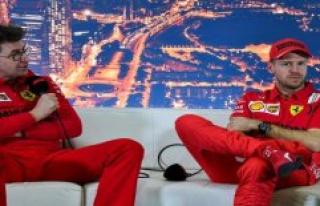 Ferrari team boss Binotto denied Sabotage rumour,...