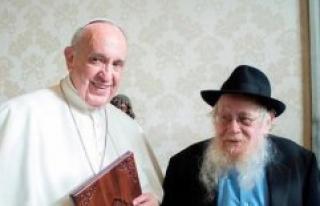 Figure in israeli judaism, rabbi Steinsaltz is death...