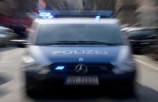 Flensburg: motorist provides the police chase in Flensburg