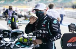 Formula 1: Mercedes extended Bottas-contract