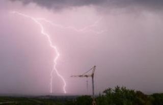 Germany-weather: rain-Chaos in NRW Dortmund West will...