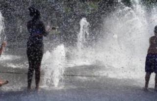 Heat wave : the forecast dEvelyne Dhéliat for 2050...