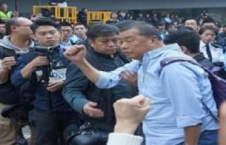 Hong Kong media entrepreneur Jimmy Lai arrested again