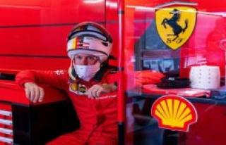 Hulkenberg suddenly a rival: Vettel can't afford Ferrari...