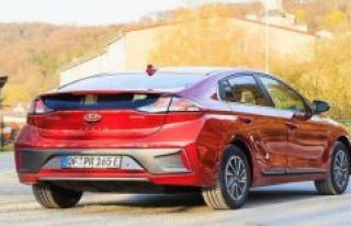 Hyundai Ioniq, electric in the Test: fuel consumption...