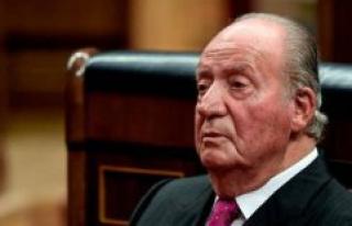 In exile, Juan Carlos the risk of losing his immunity...