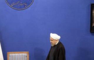 Iran : Rohani hoped that Washington will not extend...