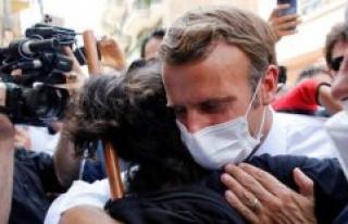Luc de Barochez – Macron lHercule in the face of...