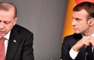 Luc de Barochez – Macron to the sentence in the...