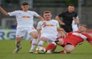 Nürnberg: 1. FC Nürnberg: Talent Krauß comes from...