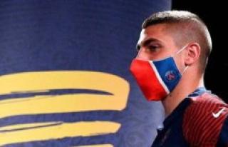 PSG : after Kylian Mbappé, Macro Verratti is injured...