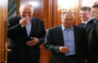 Putin said Lukashenko assistance – moved troops...