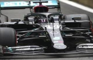 Silverstone: Defect in Vettel - Hamilton driving in...