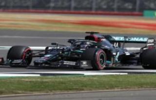 Silverstone: Hamilton fastest in formula 1-completion...