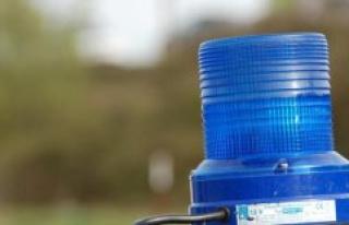 State police inspection Gotha: behavior that makes...