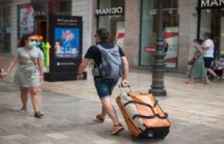 Switzerland declared Spanish mainland to Corona-risk...