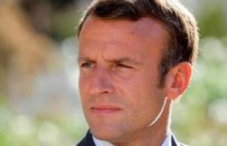 Tensions in the Mediterranean : Emmanuel Macron strengthens...