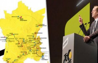 Tour de France : departure from Copenhagen deferred...