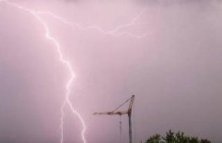 Weather : 11 departments placed in vigilance orange...