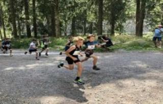 Wernigerode: summer run in Schierke: Hannah Rudolph...