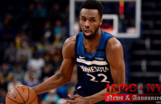 Andrew Wiggins Provides on both ends in first Match...