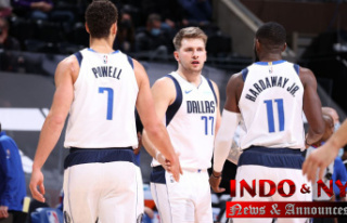 Dallas Mavericks' Luka Doncic Crucial of team's...